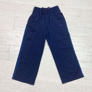 Reebok size 4-6 blue XXS navy sweatpants